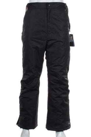 Pantaloni bărbătești pentru sporturi de iarnă Trespass, Mărime XL, Culoare Negru, Poliester, Preț 236,25 Lei