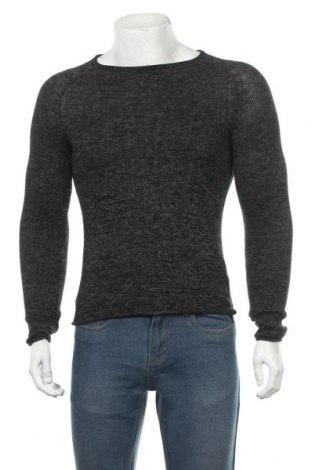 Мъжки пуловер Blend, Размер S, Цвят Черен, 50% памук, 50% акрил, Цена 21,42лв.