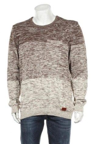 Мъжки пуловер Blend, Размер XXL, Цвят Кафяв, Памук, Цена 24,10лв.