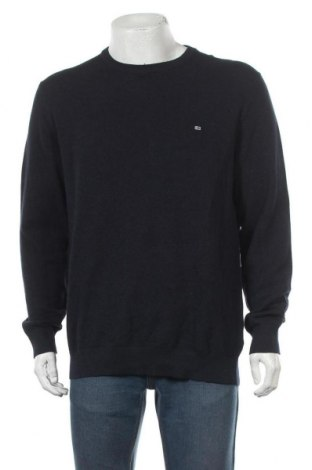 Мъжки пуловер Christian Berg, Размер XXL, Цвят Син, Памук, Цена 36,40лв.