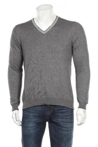 Мъжки пуловер Esprit, Размер L, Цвят Сив, Цена 22,31лв.