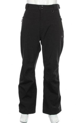 Мъжки спортен панталон Trespass, Размер XL, Цвят Черен, 94% полиестер, 6% еластан, Цена 47,30лв.