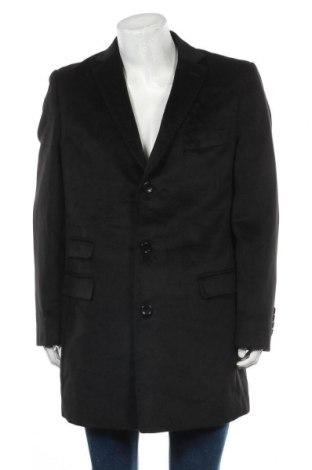 Мъжко палто, Размер M, Цвят Черен, Цена 12,86лв.