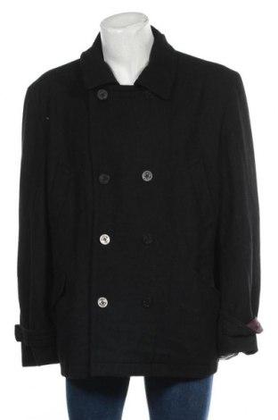 Palton de bărbați Cedar Wood State, Mărime XXL, Culoare Negru, 50% lână, 50% poliester, Preț 48,91 Lei