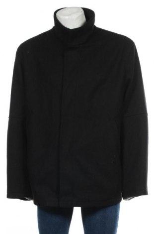Мъжко палто Cinque, Размер XL, Цвят Черен, Вълна, Цена 65,26лв.