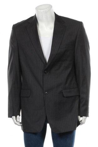 Мъжко сако, Размер L, Цвят Сив, Вълна, Цена 5,88лв.