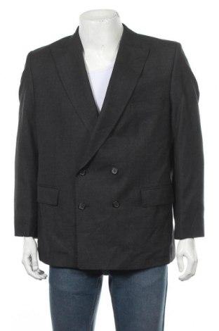 Мъжко сако, Размер XL, Цвят Сив, Цена 7,09лв.