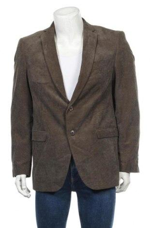 Мъжко сако A.W.Dunmore, Размер L, Цвят Кафяв, 88% полиестер, 12% полиамид, Цена 7,61лв.