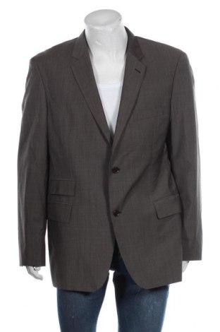 Мъжко сако Hugo Boss, Размер XL, Цвят Бежов, Вълна, Цена 26,78лв.