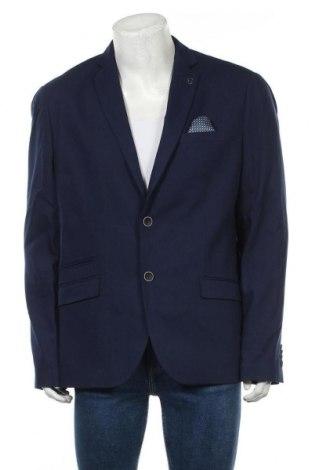 Ανδρικό σακάκι Paul Hunter, Μέγεθος XL, Χρώμα Μπλέ, 77% πολυεστέρας, 21% βισκόζη, 2% ελαστάνη, Τιμή 33,38€