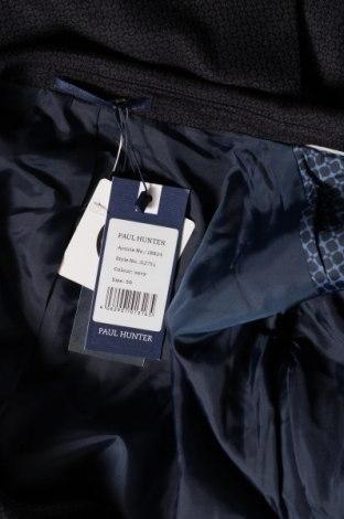 Мъжко сако Paul Hunter, Размер XL, Цвят Син, 72% полиакрил, 28% вискоза, Цена 36,64лв.