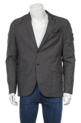 Pánské sako  Paul Hunter, Velikost L, Barva Šedá, 98% bavlna, 2% elastan, Cena  366,00Kč