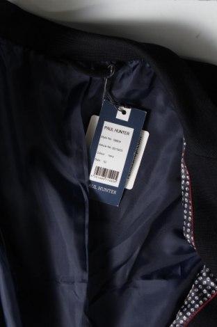 Мъжко сако Paul Hunter, Размер L, Цвят Син, 67% полиестер, 32% вискоза, 1% еластан, Цена 38,85лв.