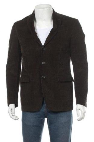 Мъжко сако Polo By Ralph Lauren, Размер M, Цвят Зелен, Памук, Цена 38,22лв.