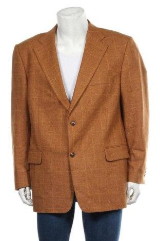 Мъжко сако Roy Robson, Размер XL, Цвят Кафяв, Вълна, Цена 66,05лв.