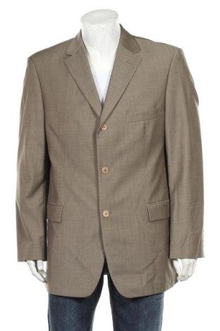 Мъжко сако Sarar, Размер XL, Цвят Зелен, Вълна, Цена 8,66лв.