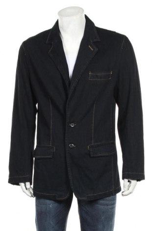 Мъжко сако Woodpecker, Размер M, Цвят Син, 100% памук, Цена 18,43лв.