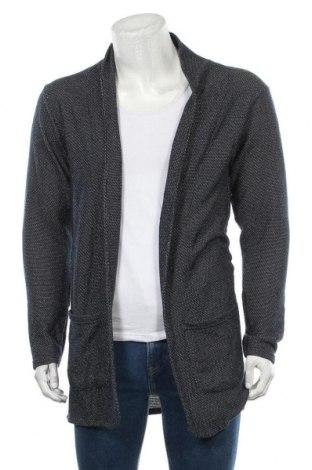 Мъжко сако Zara Man, Размер M, Цвят Син, 68% полиестер, 32% памук, Цена 8,93лв.