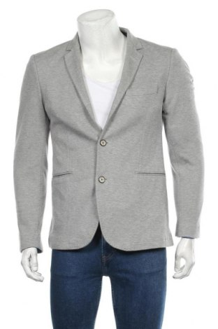 Мъжко сако Zara Man, Размер L, Цвят Сив, Цена 16,98лв.