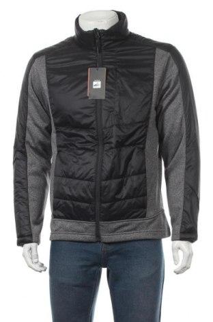 Мъжко спортно яке, Размер M, Цвят Черен, 100% полиамид, Цена 26,55лв.