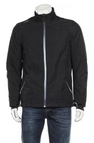 Pánská sportovní bunda  Active By Tchibo, Velikost S, Barva Černá, 85% polyester, 15% elastan, Cena  178,00Kč