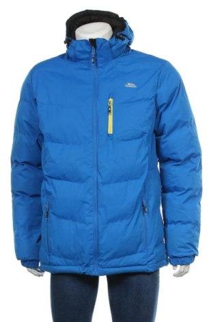 Мъжко спортно яке Trespass, Размер M, Цвят Син, Полиестер, Цена 106,47лв.