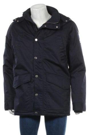Ανδρικό μπουφάν ! Solid, Μέγεθος XL, Χρώμα Μπλέ, 65% πολυεστέρας, 35% βαμβάκι, Τιμή 35,72€