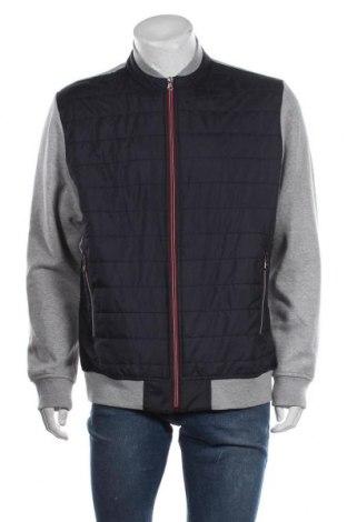 Мъжко яке Christian Berg, Размер XL, Цвят Син, 70% памук, 30% полиестер, Цена 63,00лв.