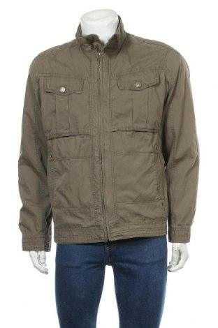 Мъжко яке Esprit, Размер XL, Цвят Зелен, Памук, Цена 47,70лв.
