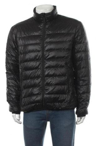 Pánská bunda  H&M L.O.G.G., Velikost L, Barva Černá, Polyamide, peří, Cena  542,00Kč