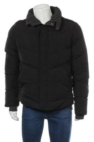 Мъжко яке Renuar, Размер L, Цвят Черен, 100% полиестер, Цена 137,97лв.