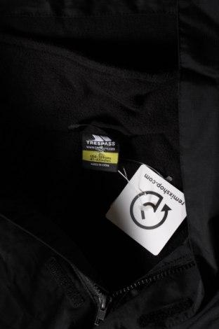 Ανδρικό μπουφάν Trespass, Μέγεθος L, Χρώμα Μαύρο, Πολυεστέρας, Τιμή 67,27€