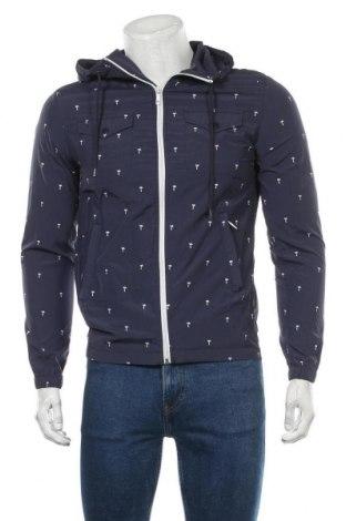 Ανδρικό μπουφάν Zara Man, Μέγεθος S, Χρώμα Μπλέ, Τιμή 11,11€
