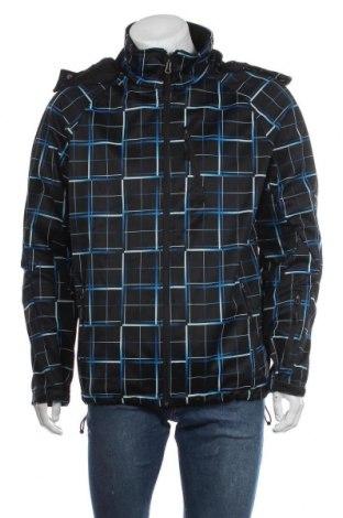 Ανδρικό μπουφάν για χειμερινά σπορ Crivit, Μέγεθος XL, Χρώμα Μαύρο, Πολυεστέρας, Τιμή 30,91€