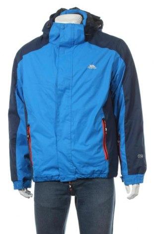 Мъжко яке за зимни спортове Trespass, Размер M, Цвят Син, 100% полиестер, Цена 137,97лв.