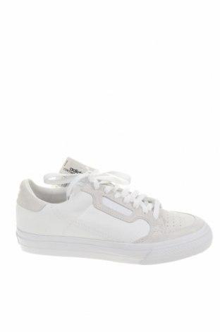 Παπούτσια Adidas Originals, Μέγεθος 41, Χρώμα Λευκό, Κλωστοϋφαντουργικά προϊόντα, φυσικό σουέτ, Τιμή 39,68€