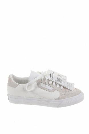 Παπούτσια Adidas Originals, Μέγεθος 39, Χρώμα Λευκό, Κλωστοϋφαντουργικά προϊόντα, φυσικό σουέτ, Τιμή 39,68€