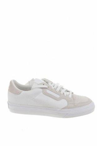 Boty  Adidas Originals, Velikost 40, Barva Bílá, Přírodní velur , textile , Cena  1167,00Kč