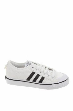 Παπούτσια Adidas Originals, Μέγεθος 38, Χρώμα Λευκό, Κλωστοϋφαντουργικά προϊόντα, Τιμή 36,88€