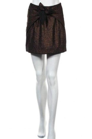 Sukně Edc By Esprit, Velikost S, Barva Hnědá, 97% polyester, 3% elastan, Cena  279,00Kč
