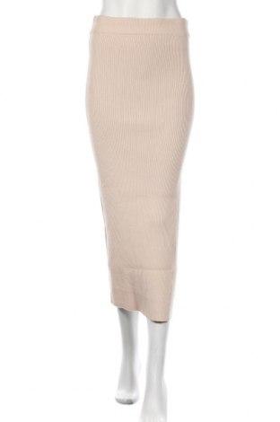 Пола LeGer By Lena Gercke, Размер M, Цвят Бежов, 96% вискоза, 4% еластан, Цена 33,12лв.