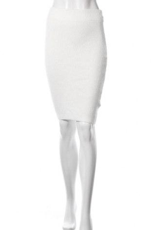 Φούστα Wal G, Μέγεθος S, Χρώμα Εκρού, 52% βισκόζη, 28% πολυαμίδη, 20% πολυεστέρας, Τιμή 18,32€