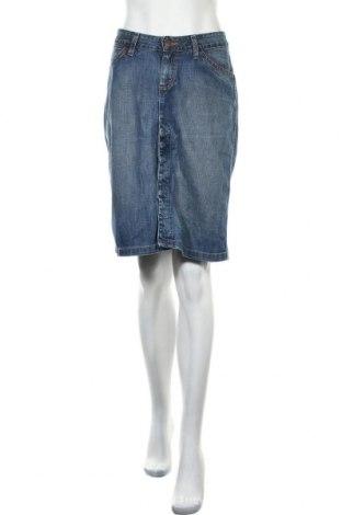 Sukně Wrangler, Velikost L, Barva Modrá, Bavlna, Cena  342,00Kč