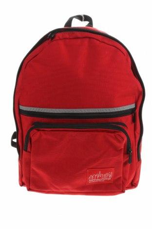 Ruksak  Manhattan Portage, Barva Červená, Textile , Cena  1105,00Kč