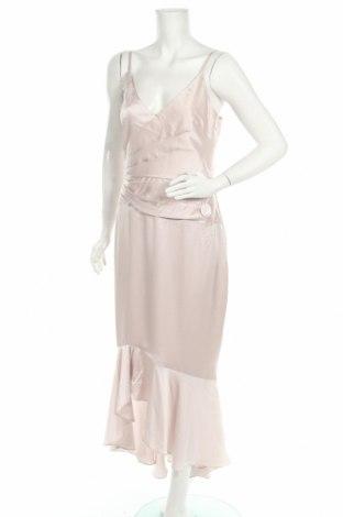 Šaty  Chi Chi, Velikost M, Barva Růžová, Polyester, Cena  308,00Kč