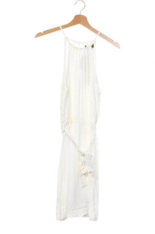 Šaty  Dreimaster, Velikost XS, Barva Bílá, Viskóza, Cena  168,00Kč