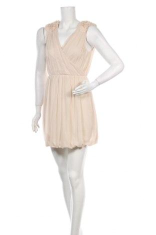 Φόρεμα H&M, Μέγεθος S, Χρώμα  Μπέζ, Τιμή 12,86€