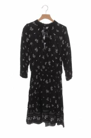Φόρεμα H&M Divided, Μέγεθος XS, Χρώμα Μαύρο, Βισκόζη, Τιμή 8,41€