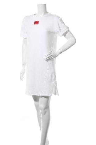 Φόρεμα Hugo Boss, Μέγεθος S, Χρώμα Λευκό, Βαμβάκι, Τιμή 150,39€