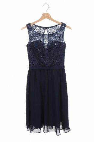 Φόρεμα Mascara, Μέγεθος XS, Χρώμα Μπλέ, Πολυεστέρας, Τιμή 29,51€